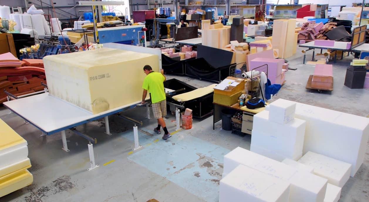 5 Best foam suppliers in the world