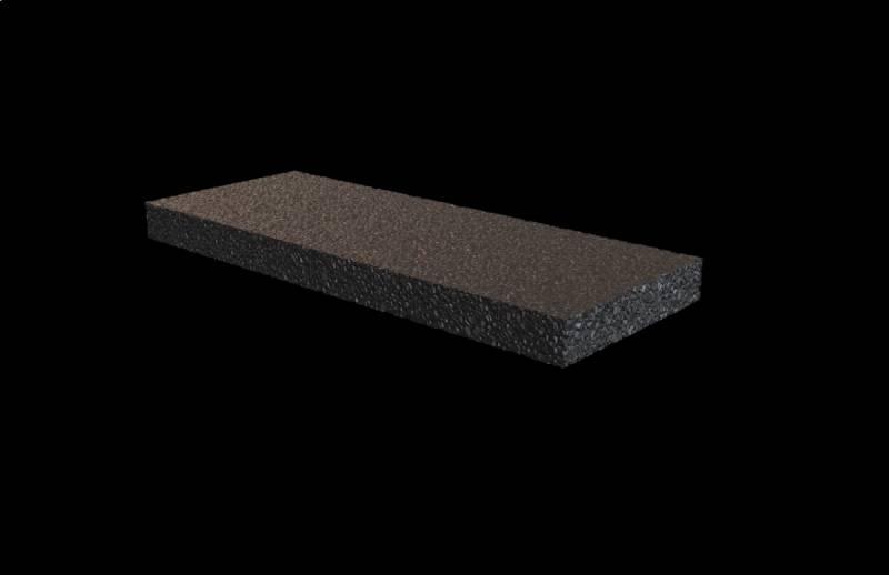foam rubber made