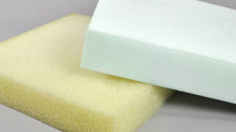 Foam Series: Comparing Types of Cushion Foam