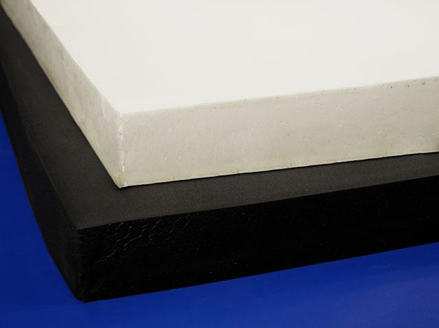 chemically linked foam